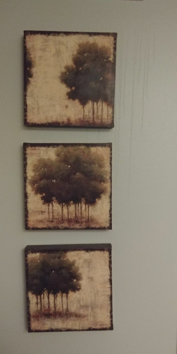 323b07881aa Used green leaf tree paintings for sale in Baton Rouge - letgo