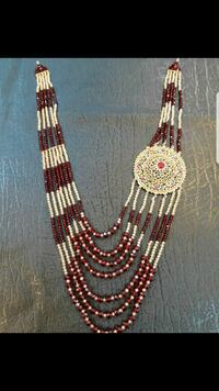 7  layer necklace only