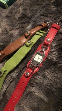Cool Designer Watch 3 color bands inc Japanese movement Rockville, 20851