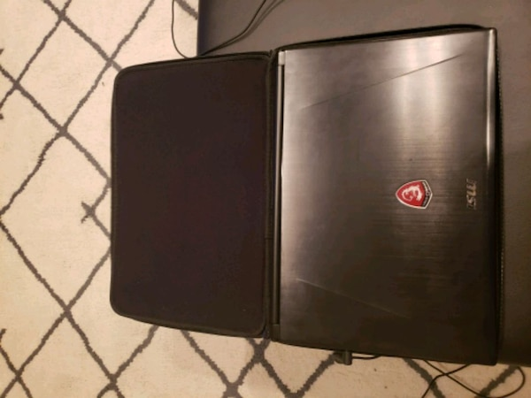 Used Msi GS60 6QE Ghost Pro 4k Gaming laptop for sale in Houston - letgo