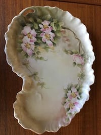 Limgeos france stamped porcelain plate Escondido, 92025