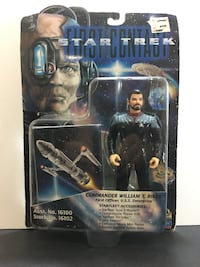 Star Trek First Contact - 7 Figures (Playmates) Richmond, V7A 1G6