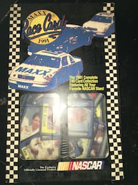 The 1991 complete 240 card collection- NASCAR High Point, 27260