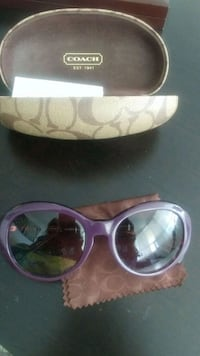 Coach sunglasses. Excellent condition.