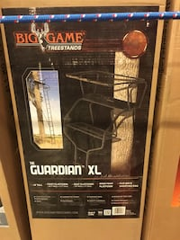 Big Game guardian xl tree stand Calgary, T3P 0W3