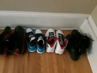 All size 8 4 pairs for 300$ Saint Paul, 55130