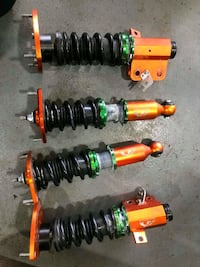 2013-2016 FRS / BRZ Coilovers Mississauga, L5C 1J8