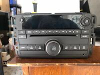 07-12 Chevy CD Radio w/auxiliary Stevenson Ranch, 91381