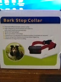Anti-bark collar for dogs  College Station, 77840