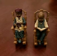 African American Couple Rocking Chairs Compton, 90220