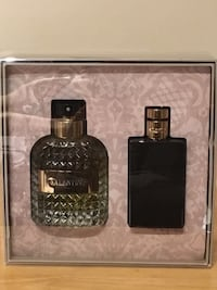BRAND NEW IN BOX MENS VALENTINO UOMO EAU DE TOILETTE 100ml (planned to sell so it's never been removed) Vancouver, V5R