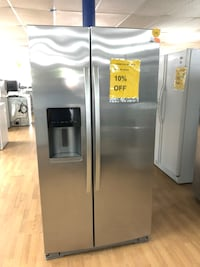 Kenmore stainless steel side by side refrigerator  Woodbridge, 22191