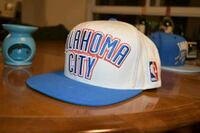 Oklahoma City NBA Cap London, N6J 1Y4