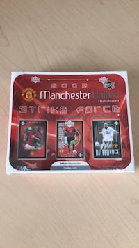Sport cards - soccer Manchester United Richmond Hill, L4B 1R4