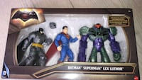 Figurines : Batman, Superman, Lex luthor. (NEUF) Toulon, 83000