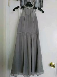 women's gray sleeveless dress Mesa, 85208