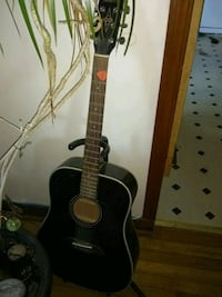 Missing guitar and stand Frederick
