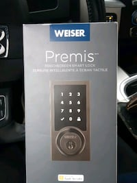 touchscreen smart lock