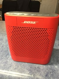 Bose Color SoundLink Bluetooth portable Speaker. I also have a black one for the same price Metairie, 70006