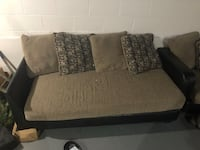 Couch with pillows 401 mi
