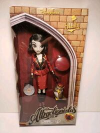 Collectable Disney Park Attractionistas Holly Doll Milwaukee, 53221