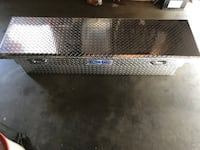 stainless steel diamond plated truck saddle box Hanford, 93230