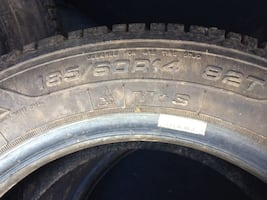 4 studded tires- need to go ASAP!