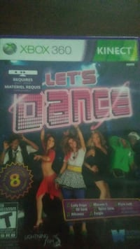 Let's Dance for XBOX 360 Kinect Greenville, 27858