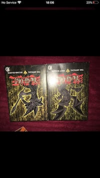 Yu Gi Oh season 1 and 2 on dvd
