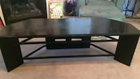 "Black Stand for 60"" TV"
