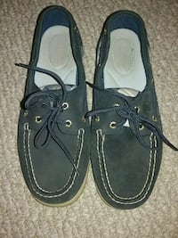 Navy blue Sperry's Elberta, 36530