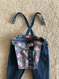 Jeans jumpsuit for baby girl Ashburn, 20148
