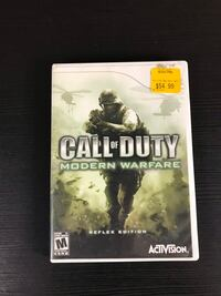 Wii - call of duty