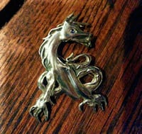 Vintage Dragon Pin Port Coquitlam, V3C 2A1