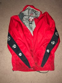 red and black zip-up jacket Barrie, L4M 6X5