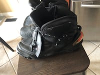 Motorcycle boots size 10 Pickering, L1V 1S5