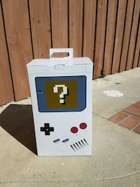 Game boy loot box from comic con Simi Valley, 93065