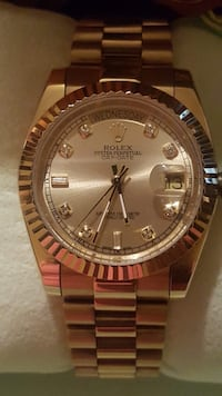 Rolex Day-Date 36 100% authentic 18KT Gold Henderson, 89011