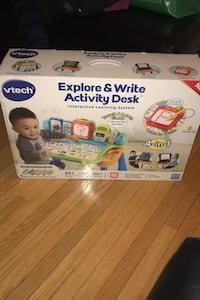 Explore & Write Activity Desk