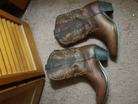 Genuine leather boots Orlando, 32810