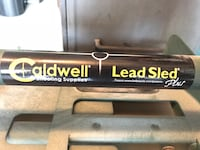Caldwell Lead Sled Airdrie