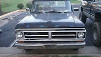 black Ford pickup truck Midland, 22728