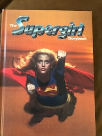 The Supergirl Storybook (1984)
