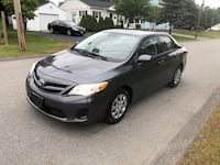 2011 TOYOTA COROLLA-AUTOMATIC-4CYL-GAS SAVER-LOW MILES-EXTRA CLEAN-MINT Methuen, 01844