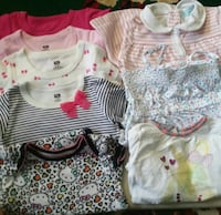 Baby girl clothes size 6-12 months Toronto, M4Y