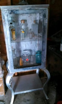 Antique Apothecary Cabinet Chesapeake, 23325