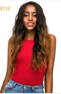 lace front heat resistant wig Broken Arrow, 74012