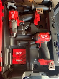 Milwaukee 3rd generation impact and hammer drill TOOL ONLY  Houston, 77064