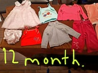toddler's assorted clothes Vaughan, L6A 4C6