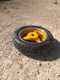 "Big body type  moped tire. ( ""12  )"